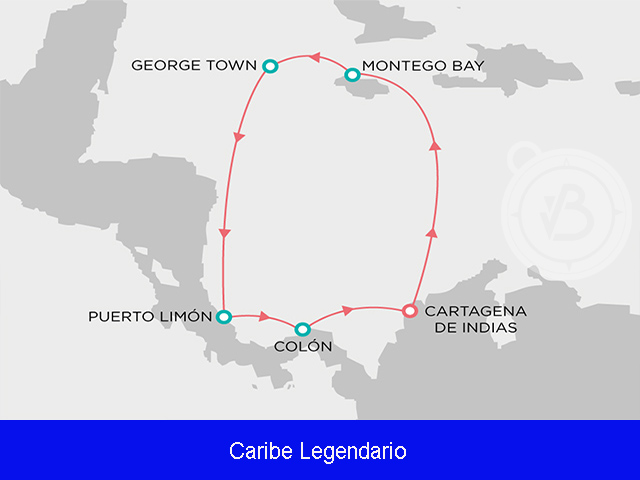 Caribe Legendario Viajes Bitacora
